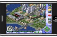 SimCity casi listo para el iPhone