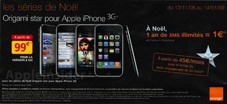 Precios de locura en Francia para el iPhone