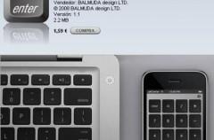 iPhone de teclado numérico para MAC