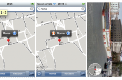 Activa Google Maps Street View en tu iPod Touch