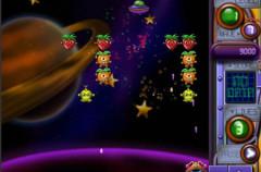 Mutantes del espacio al ataque