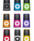 Iconos del iPod Nano 4G