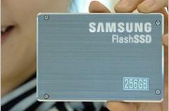 Samsung empieza la producción en masa de SSD DE 256GB
