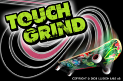 TouchGrind el juego Multitouch para Skaters