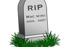 Rumor: Un nuevo Mac Mini en Enero