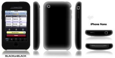 Imagen de cubierta para el iPhone Nano es publicada