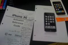 iPhone 3G de 4GB podría llegar después de Navidad