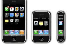 Rumor: iPhone Nano para Enero del 2009
