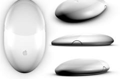 Interesante diseño de Mighty Mouse táctil