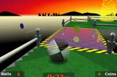 Neverball es un juego sencillo y divertido