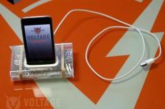 Fabrica tu propio Dock para el iphone/ipod Touch