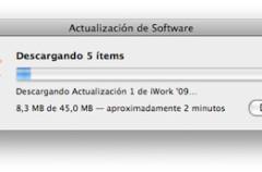 Apple actualiza iWork e iLife 09