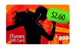Tarjetas regalo de iTunes Store hackeadas