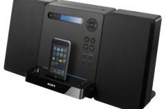 Sony CMT-LX30iR, otro dock para iPod