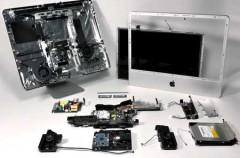 El nuevo iMac (early 2009) por dentro