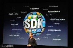 iPhone 3.0: ¡Increíble para los desarrolladores!