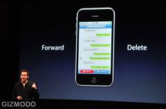 Novedades en el apartado de mensajes del iPhone