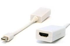 Disponible el adaptador MiniDisplayPort a HDMI para los nuevos Macs