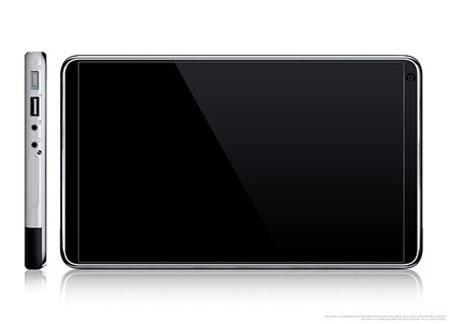 NetBook Tactil de Apple