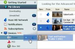 Actualización de Vuze ahora convierte formatos de vídeo