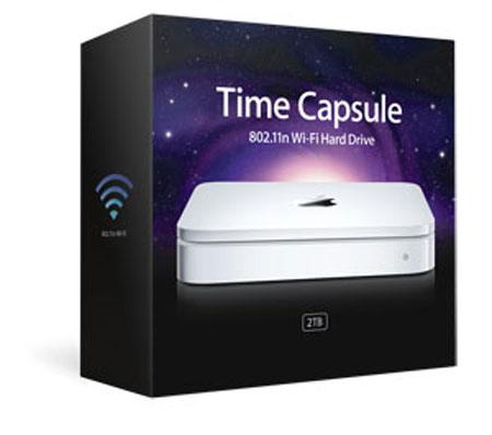 TimeCapsule 2TB
