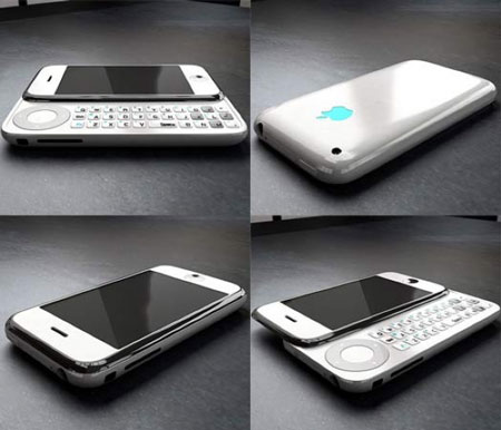 iPhone Slide, Concepto