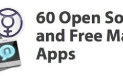 Recopilación de 60 aplicaciones gratuitas para Mac