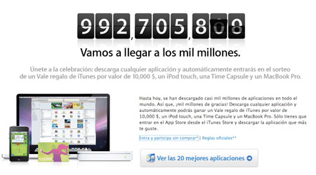 Mil Millones de descargas