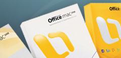 Trial Edition de Microsoft Office 2008