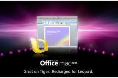 Actualización de Office 2004 y 2008 para Mac