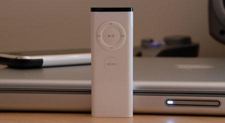 Apple Remote Patente