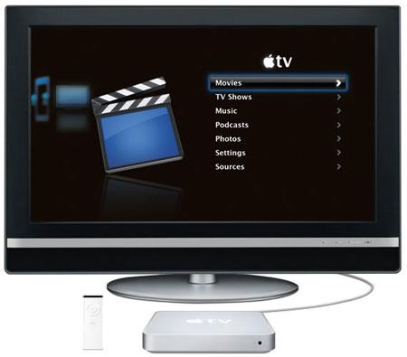 El AppleTV podría convertirse en una consola de juegos