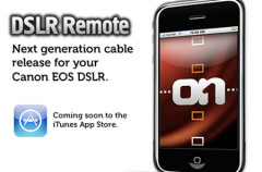 DSLR Remote, controla la cámara réflex desde tu iPhone