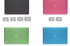 Carcasa para MacBooks de aluminio