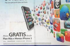 iPhone por 0 pesos en México