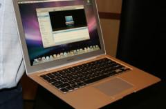 3G también para el MacBook Air