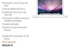 El MacBook blanco actualizado ya está disponible en España