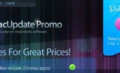 Promoción de aplicaciones en Macupdate