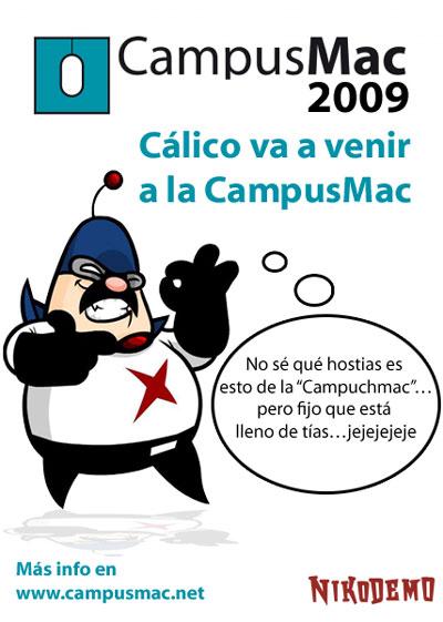 Calico CampusMac