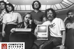 Documentos Apple donados al museo de la informática.