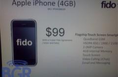 ¿iPhone 4GB con vídeo iChat?