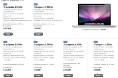 Nuevos MacBook Pro y Air