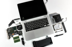 iFixit desmantela el nuevo MacBook Pro de 13 pulgadas
