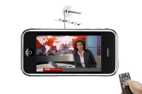 Tv iphone