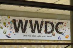 Primeras imágenes desde el Moscone Center: WWDC en camino