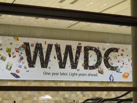 WWDC Pancarta