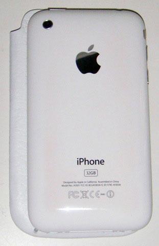 iPhone descolorido
