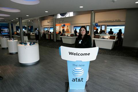 AT&T Tienda