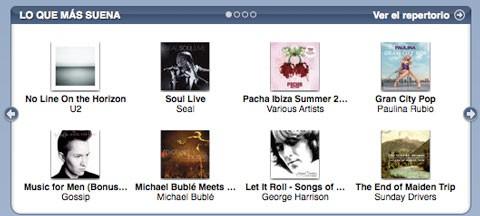 iTunes Música