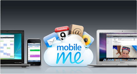 MobileMe iPhone